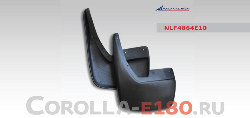 NLF4864E10 задние брызговики тойота королла 2013-2015